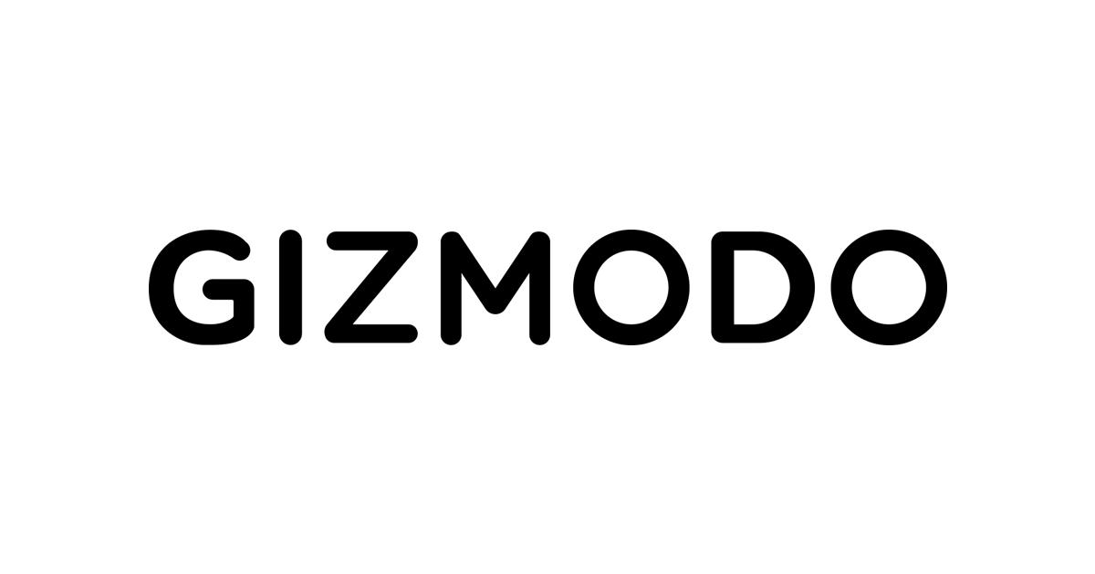 ギズモード・ジャパン | 日本最大級のガジェット&テクノロジーサイト