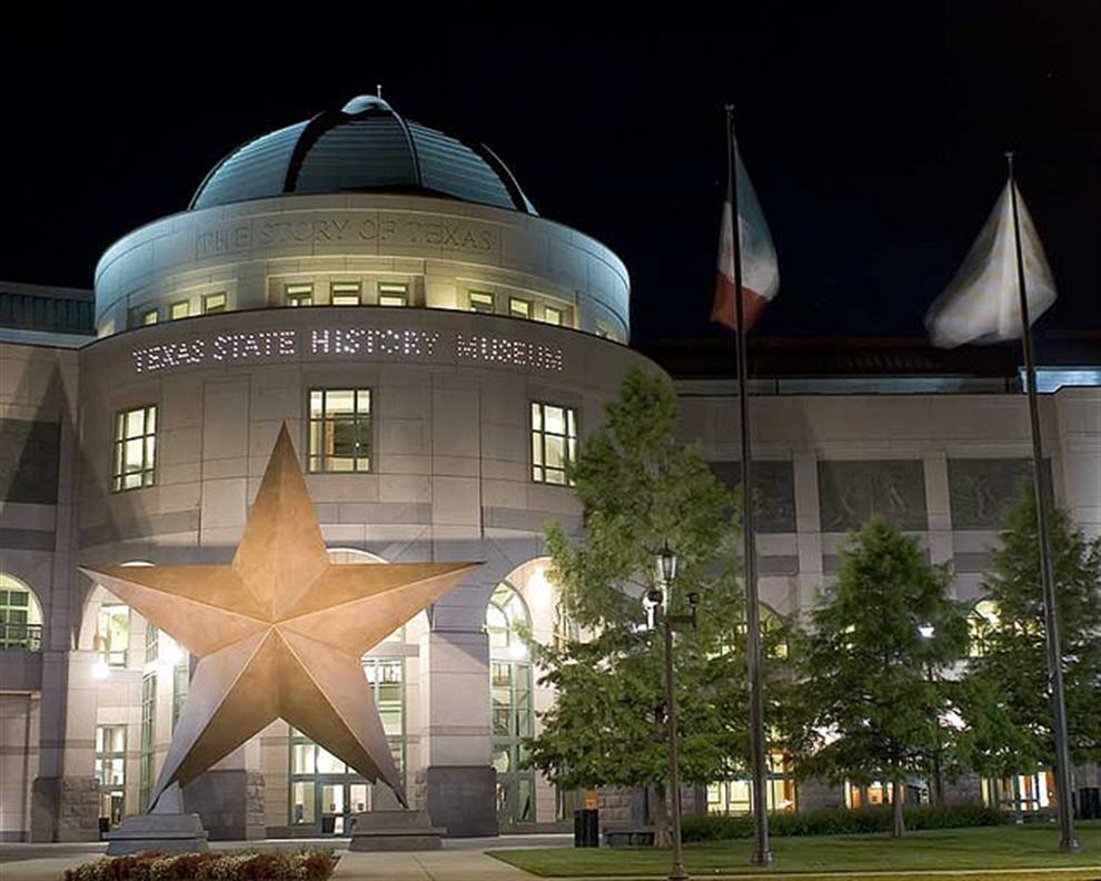 Bob Bullock Museum, Austin, Texas