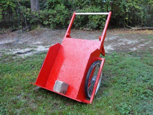 Garden & Yard Cart Plans