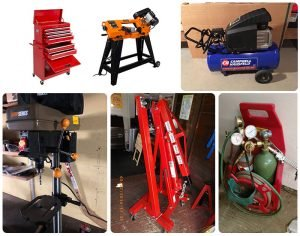Metal Fabrication Recommended Gear