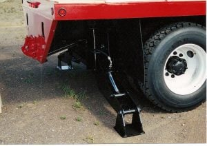 hydraulic outrigger design