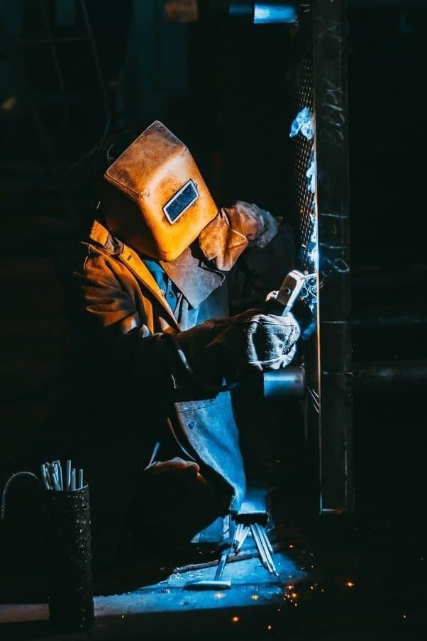 is welding hard