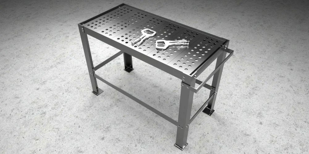 best welding tables