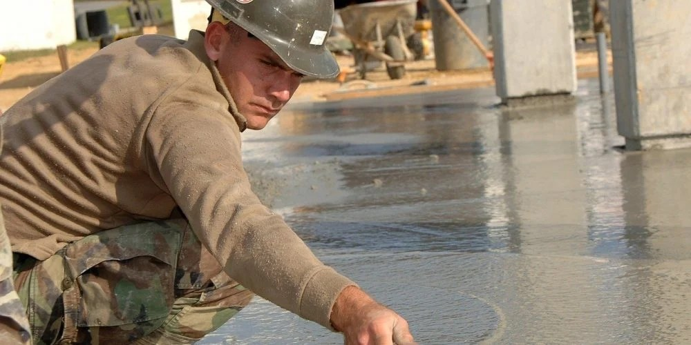 how long does concrete take to dry?