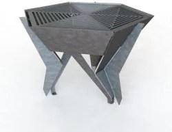 hexagon dxf cnc plasma table file