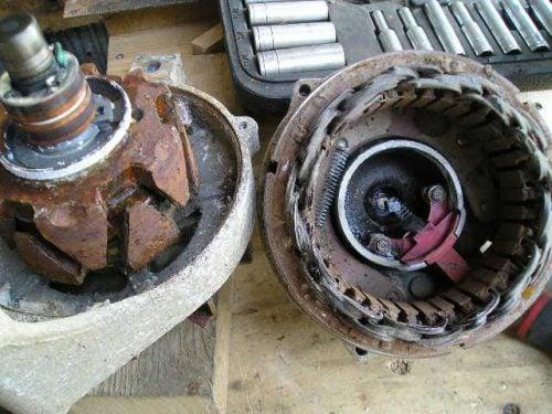 pma alternator generator plans