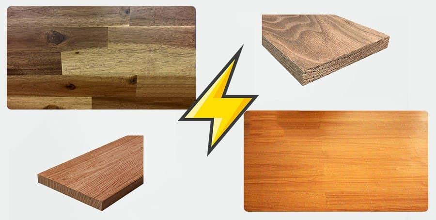 mahogany vs walnut