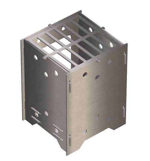 mini camp stove cnc plasma files