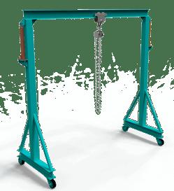 mobile gantry crane plans
