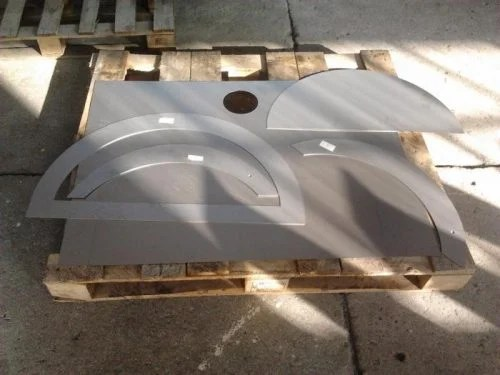 pizza oven dxf plasma table files