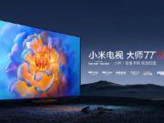Xiaomi Mi TV Lux 77-inch 4K OLED