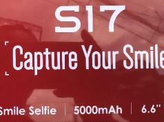 Itel S17 Promo Image