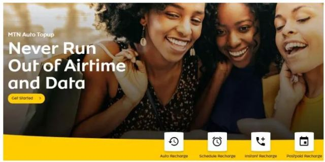 MTN Auto-Top Up