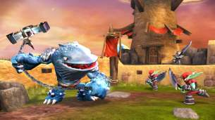 Skylanders Giants Thumpback 2