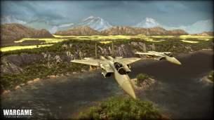 Wargame AirLand Battle - Battlefield