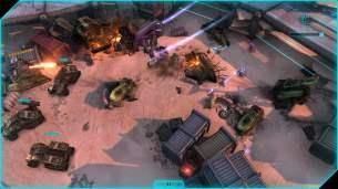 Halo Spartan Assault Screenshot - Banshee Strike