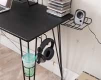 Cup & Headset Holders