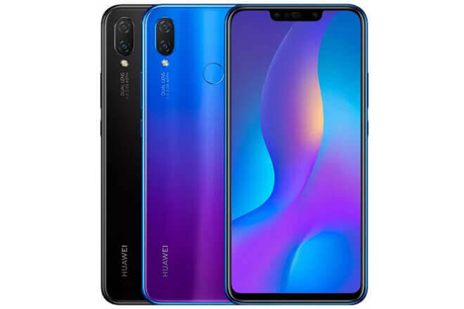 Foto del Huawei P Smart + con precio y características