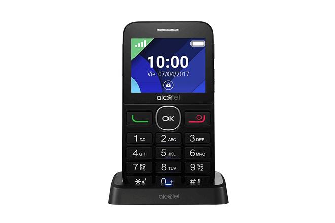 Alcatel 2008G, el móvil para ancianos