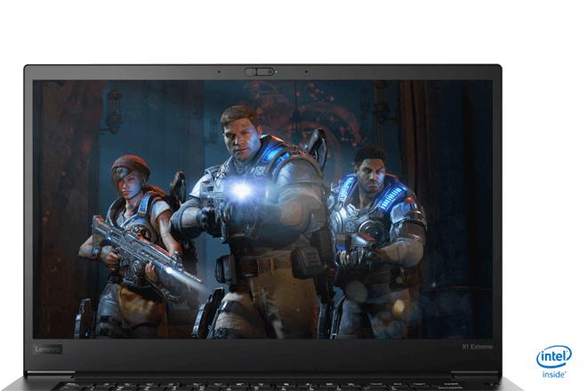 El nuevo y estilizado Lenovo ThinkPad X1 Extreme permitirá a los usuarios llevar a cabo tareas complejas gracias a su gráfica dedicada