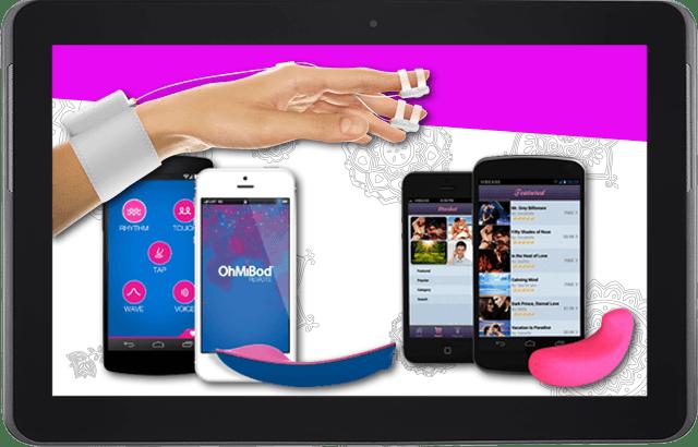 Estos gadgets vienen a revolucionar tu vida sexual