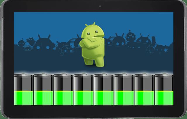 Trucos para aumentar la batería de tu Android
