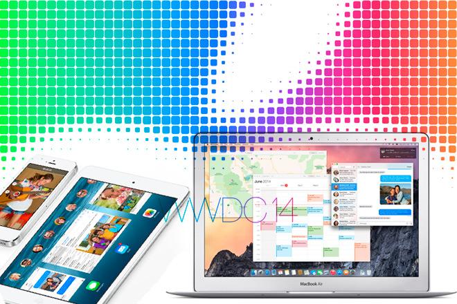 WWDC 2014: iOS 8 y OS X Yosemite …no sólo vieron luz, deslumbraron