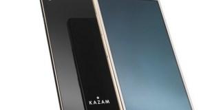 Kazam Tornado 348, el smartphone más delgado del mundo