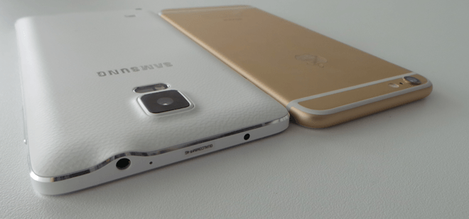 SamsungGalaxyNote4_iPhone6Plus_borde