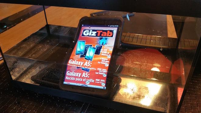 Galaxy Tab Active