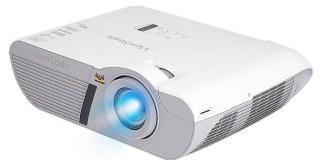 ViewSonic presenta nueva serie de proyectores de alta definición