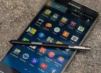 Características del Galaxy Note 5