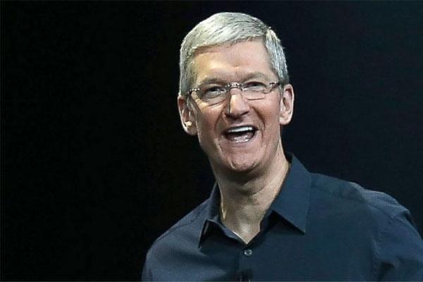 Tim Cook de Apple