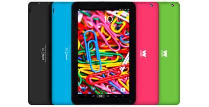 Woxter ha presentado el QX 103, un potente tablet repleto de posibilidades para que, tanto grandes como pequeños, puedan divertirse y a precio accesible