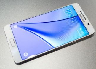 Samsung Galaxy Note 5 llegaría a España antes de lo pensado