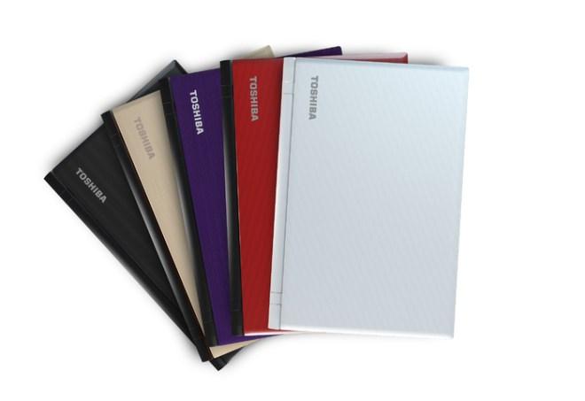 Serie L en variendad de colores