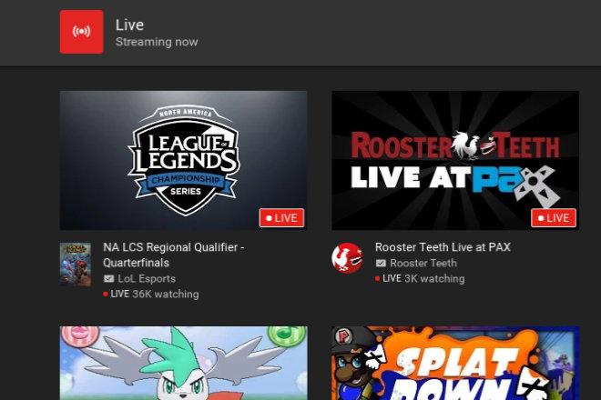 Youtube Gaming o Twitch: ¿Cuál es mejor?