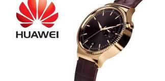 IFA 2015: Huawei Watch el reloj inteligente ya está disponible en España