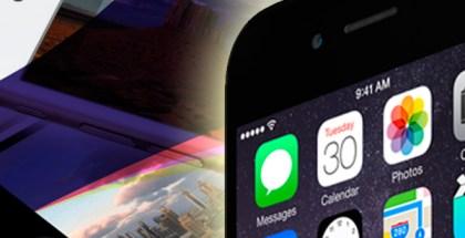 iPhone 6S: Asoman faz y corazón del nuevo buque de Apple
