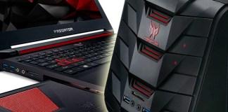 IFA 2015: Acer presenta su línea Predator con tablet, portátiles y monitores para gamers