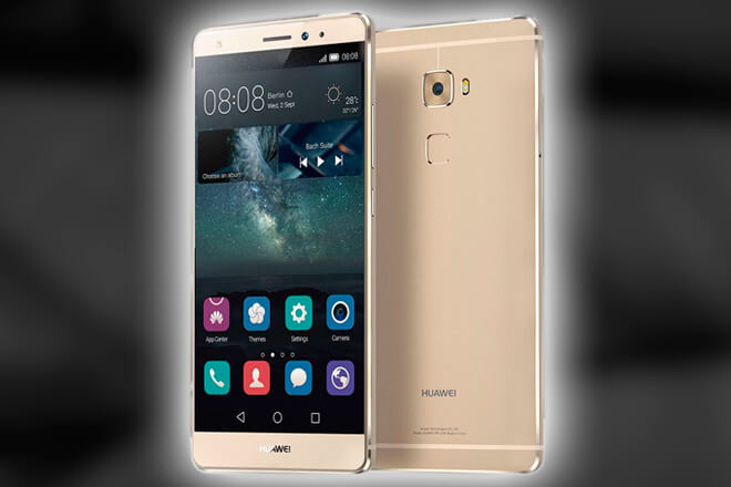 IFA 2015: Huawei Mate S, rompedor DualSIM que marcha con el poder del tacto