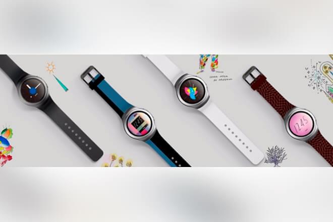 Samsung Gear S2 contará con accesorios exclusivos de Alessandro Mendini