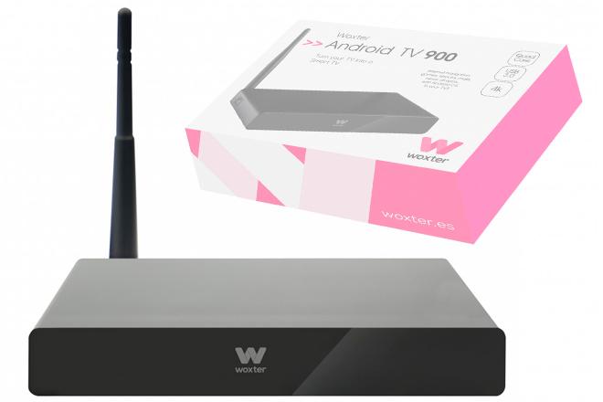 Woxter Android TV 900 convierte tu TV tradicional en Smart TV por 69€