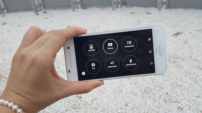 HTC One A9 camara