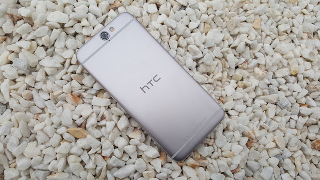 HTC One A9 trasera