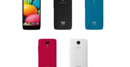 Woxter Zielo presentó el Z-500 su smartphone con conectividad 4G
