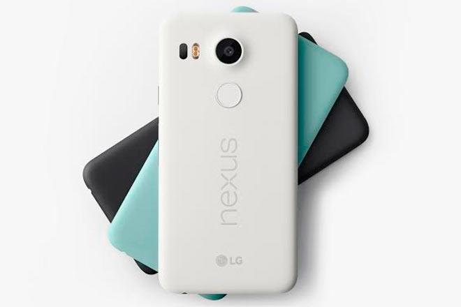 Nexus 5X disponible en España