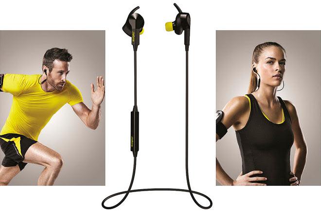 Estos auriculares inalámbricos monitorean tu frecuencia cardíaca durante el running (Jabra Sport Pulse Wireless)