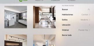 Houzz estrena aplicación para Apple TV, lo mejor del diseño en tu pantalla