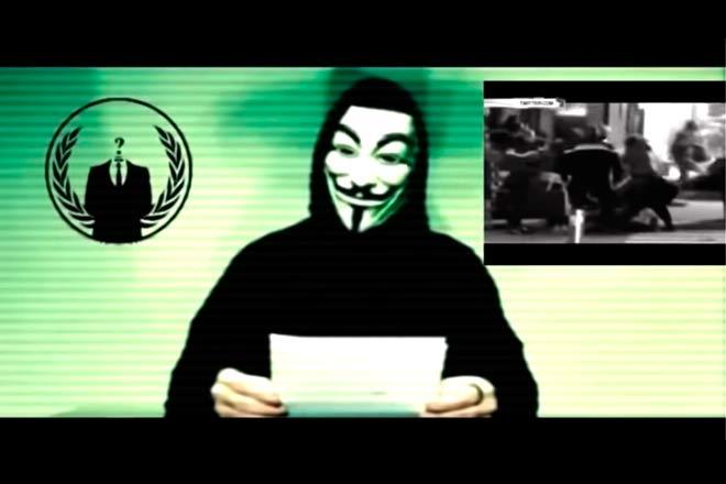 Anonymous amenaza al Estado Islámico con un ciberataque